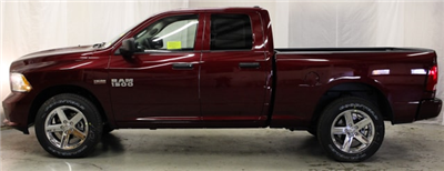 2018 Ram 1500 Crew Cab 4x4, Pickup #18204 - photo 10