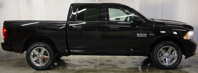 2018 Ram 1500 Crew Cab 4x4,  Pickup #18239 - photo 14