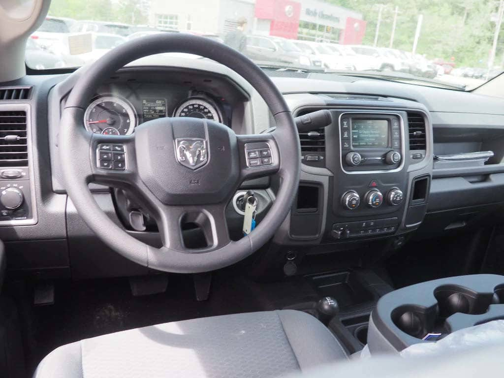 2018 Ram 2500 Crew Cab 4x4,  Pickup #18350 - photo 4