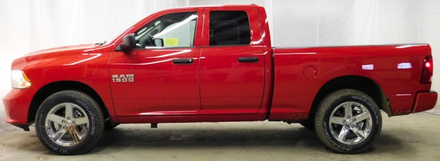 2018 Ram 1500 Quad Cab 4x4, Pickup #18475 - photo 10