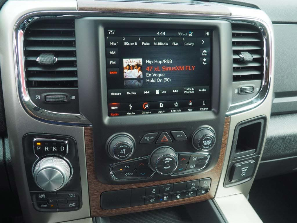 2018 Ram 1500 Crew Cab 4x4,  Pickup #18710 - photo 6