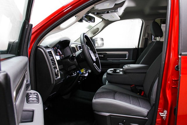 2018 Ram 1500 Crew Cab 4x4,  Pickup #18750 - photo 6
