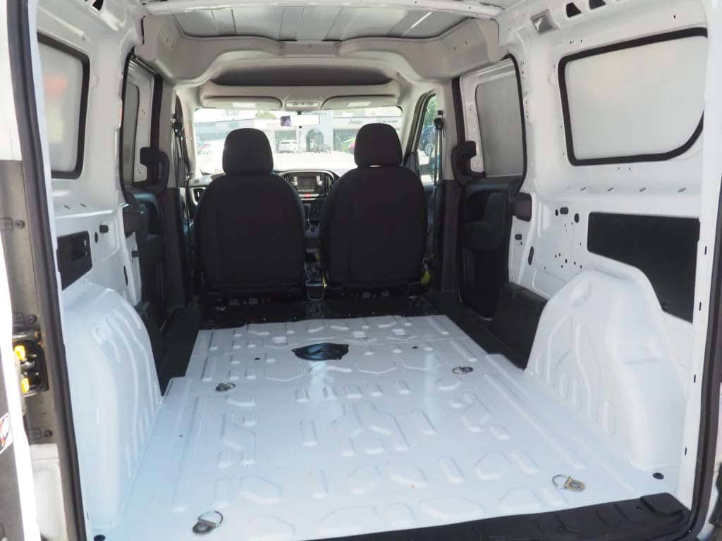 2018 ProMaster City FWD,  Empty Cargo Van #18787 - photo 2