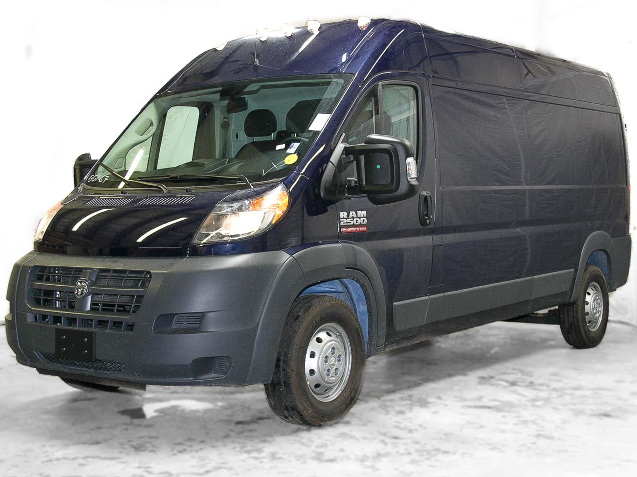 2018 ProMaster 2500 High Roof FWD,  Empty Cargo Van #18981 - photo 4