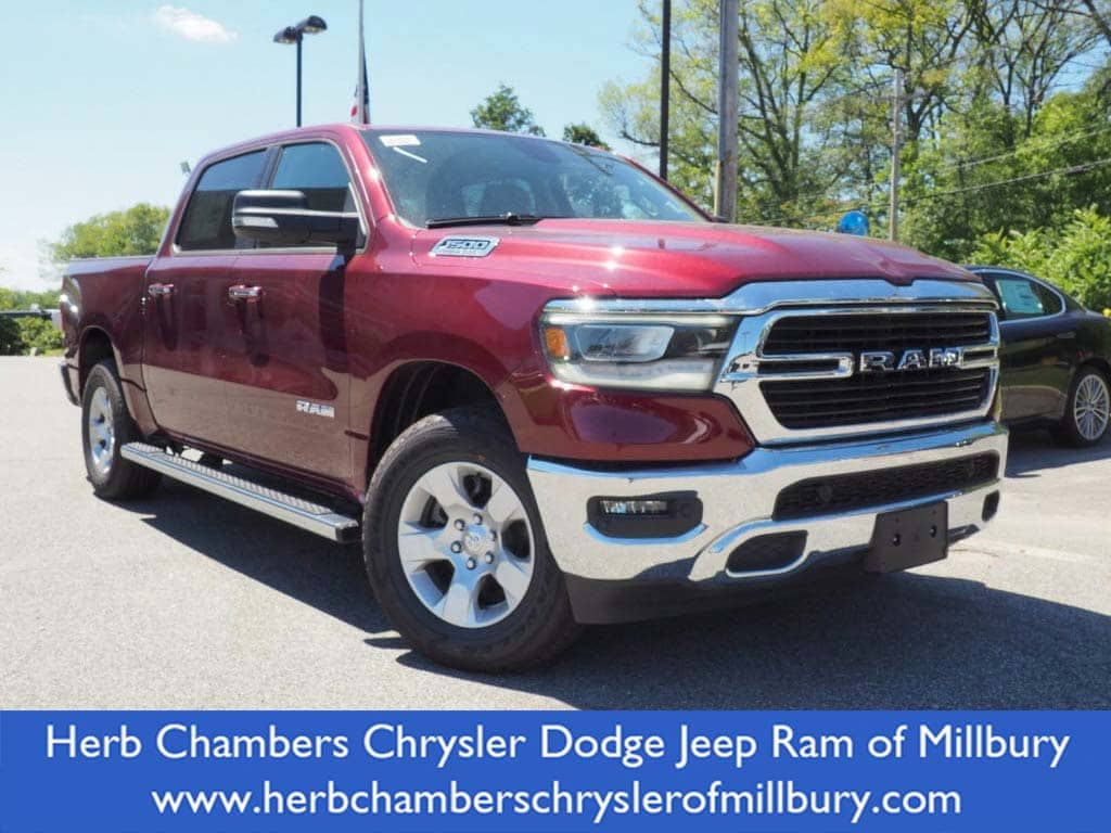 2019 Ram 1500 Crew Cab 4x4,  Pickup #19095 - photo 1