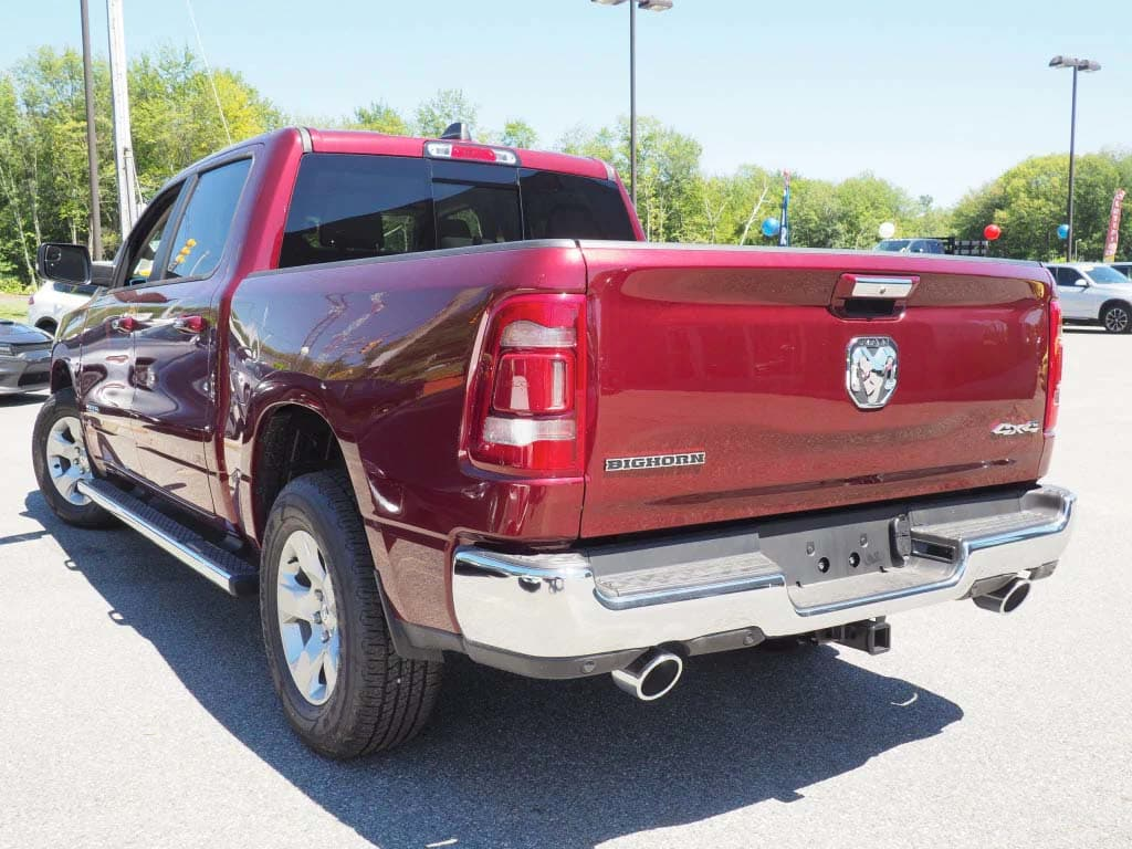 2019 Ram 1500 Crew Cab 4x4,  Pickup #19095 - photo 3