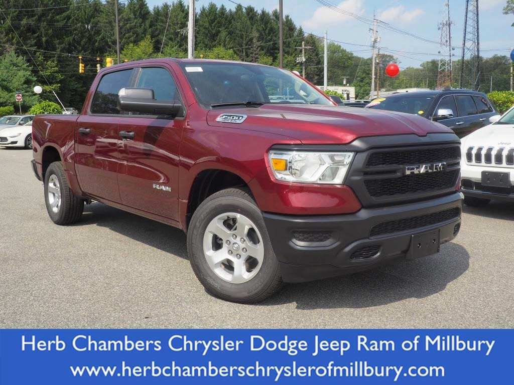 2019 Ram 1500 Crew Cab 4x4,  Pickup #19153 - photo 1