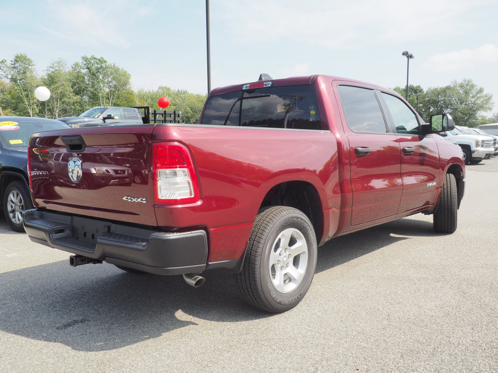 2019 Ram 1500 Crew Cab 4x4,  Pickup #19153 - photo 2