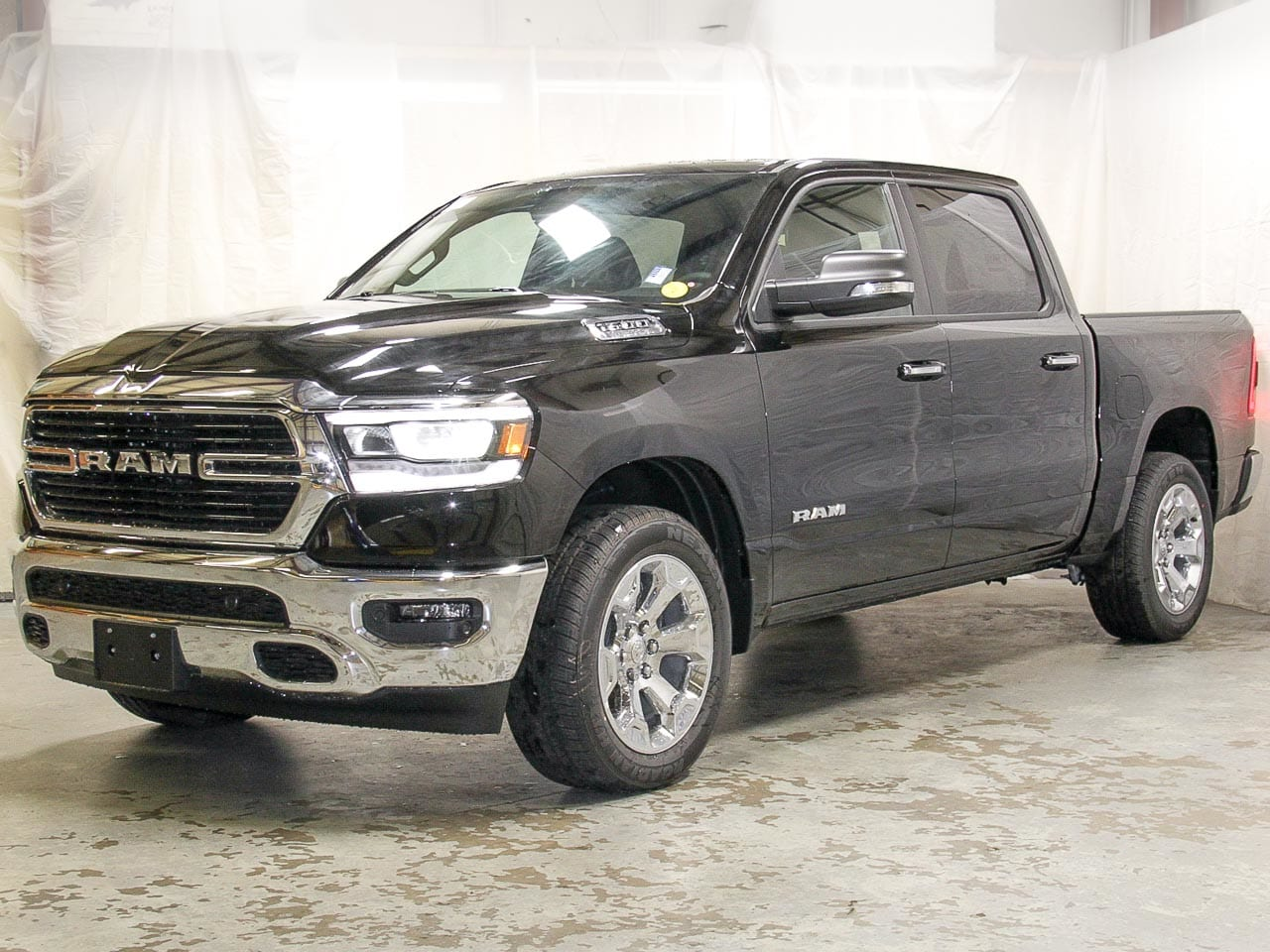 2019 Ram 1500 Crew Cab 4x4,  Pickup #19160 - photo 4