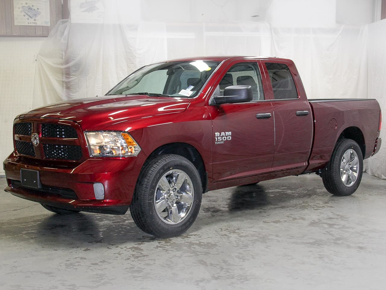 2019 Ram 1500 Quad Cab 4x4,  Pickup #19197 - photo 4