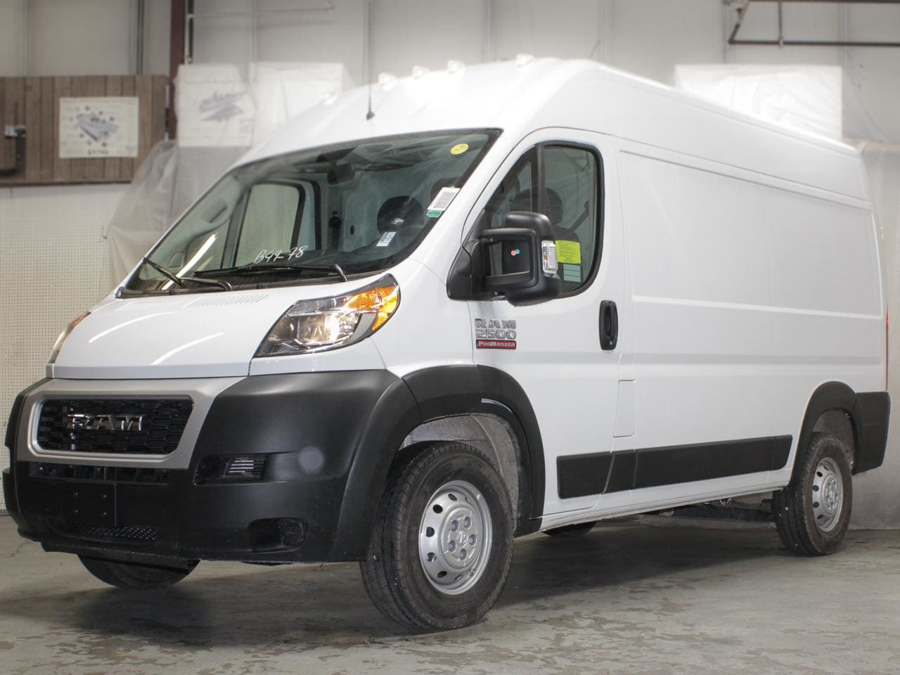2019 ProMaster 2500 High Roof FWD,  Empty Cargo Van #19242 - photo 4