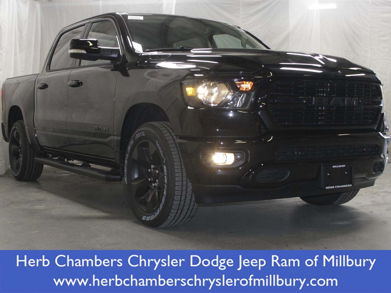 2019 Ram 1500 Crew Cab 4x4,  Pickup #19307 - photo 1