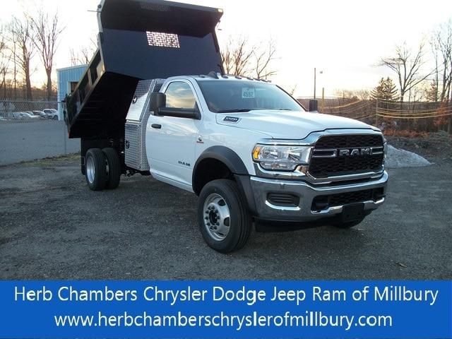 2020 Ram 5500 Regular Cab DRW 4x4, Dump Body #20875 - photo 1