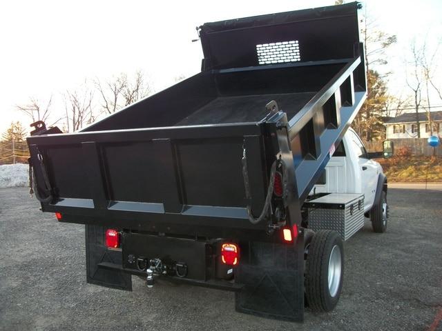 2020 Ram 5500 Regular Cab DRW 4x4, Dump Body #20876 - photo 1