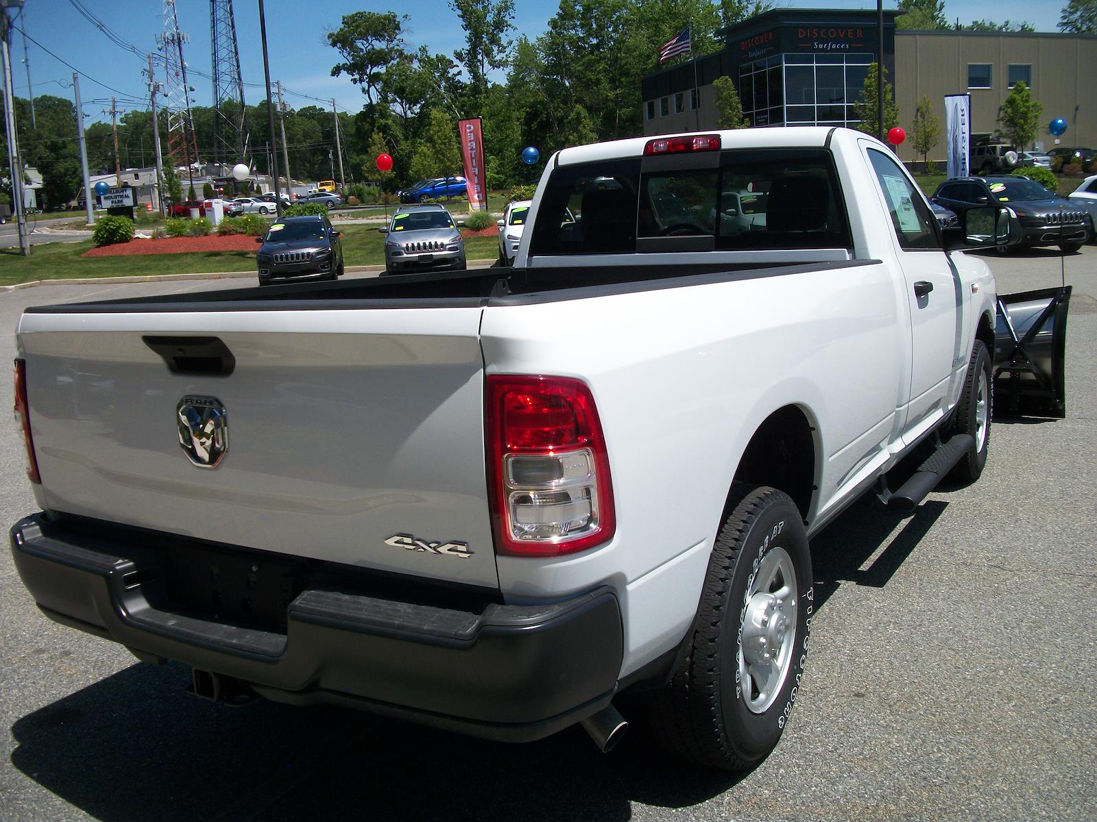 2020 Ram 2500 Regular Cab 4x4, Pickup #21358 - photo 1