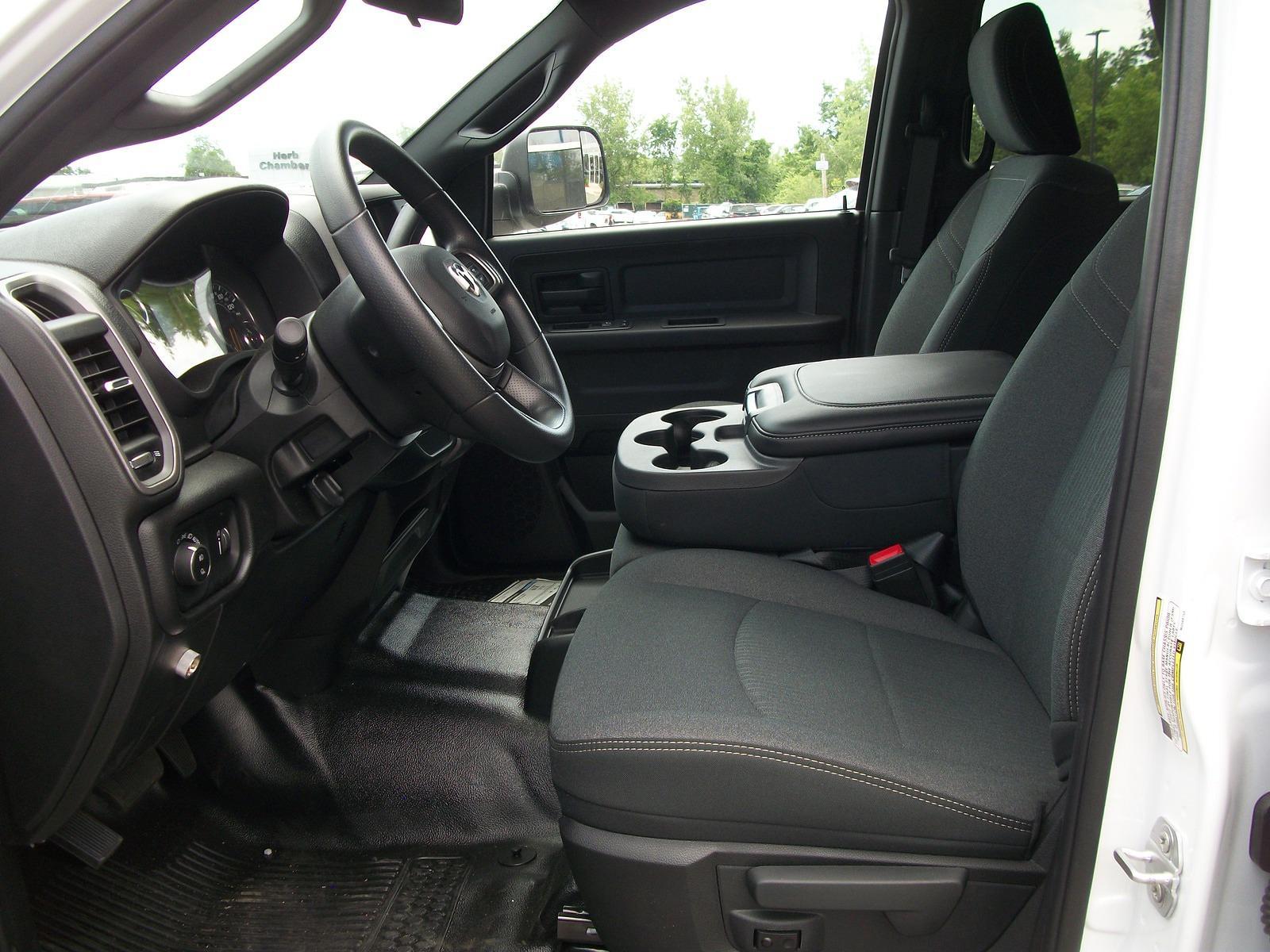 2021 Ram 3500 Crew Cab DRW 4x4,  Cab Chassis #21515 - photo 10