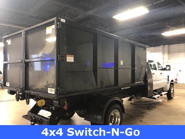 2019 Silverado 5500 Crew Cab DRW 4x4, Switch N Go Drop Box Roll-Off #KH391937 - photo 5