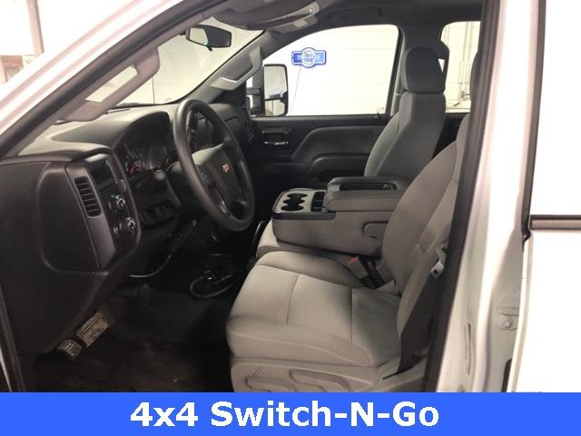 2019 Silverado 5500 Crew Cab DRW 4x4, Switch N Go Drop Box Roll-Off #KH391937 - photo 7