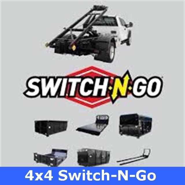 2019 Silverado 5500 Crew Cab DRW 4x4, Switch N Go Drop Box Roll-Off #KH391937 - photo 16