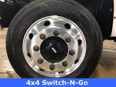 2019 Silverado 5500 Crew Cab DRW 4x4, Switch N Go Drop Box Roll-Off #KH391937 - photo 11