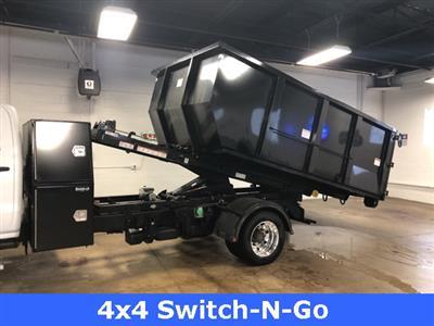 2019 Silverado 5500 Crew Cab DRW 4x4, Switch N Go Drop Box Roll-Off #KH391937 - photo 13
