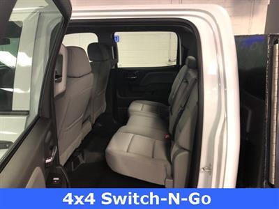 2019 Silverado 5500 Crew Cab DRW 4x4, Switch N Go Drop Box Roll-Off #KH391937 - photo 6