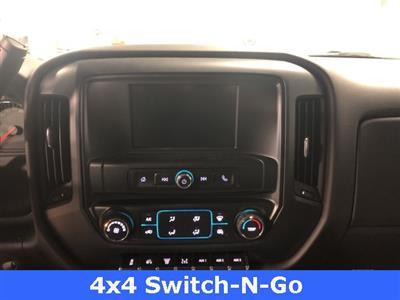2019 Silverado 5500 Crew Cab DRW 4x4, Switch N Go Drop Box Roll-Off #KH391937 - photo 8