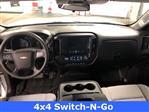 2019 Silverado 5500 Crew Cab DRW 4x4, Switch N Go Drop Box Roll-Off #KH391937 - photo 9