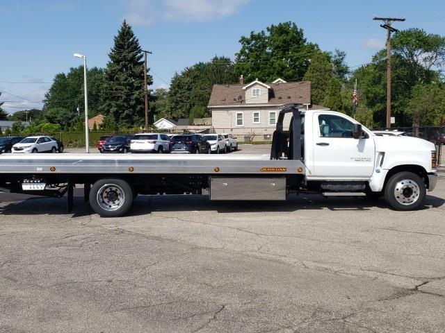 2019 Silverado 5500 Regular Cab DRW 4x2, Jerr-Dan Rollback Body #KH862955 - photo 1