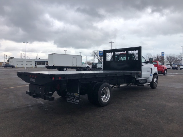 2019 Silverado 5500 Regular Cab DRW 4x2, Knapheide Heavy-Hauler Junior Platform Body #KH862956 - photo 5