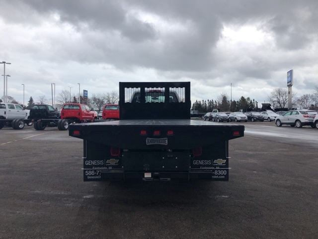 2019 Silverado 5500 Regular Cab DRW 4x2, Knapheide Heavy-Hauler Junior Platform Body #KH862956 - photo 6