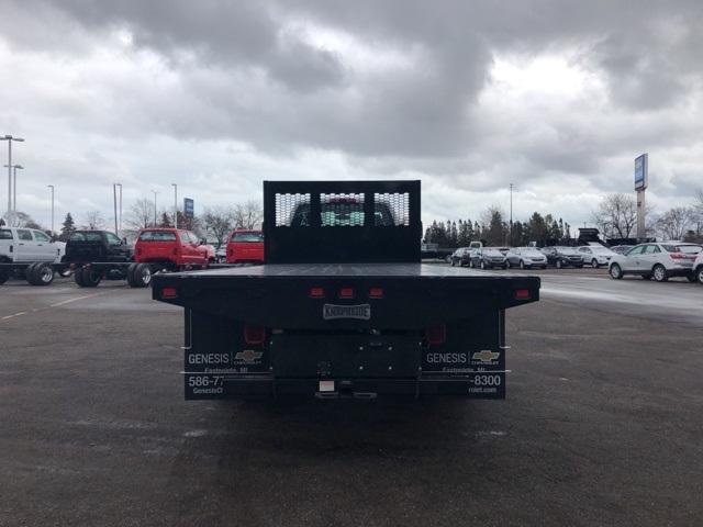 2019 Silverado 5500 Regular Cab DRW 4x2, Switch N Go Drop Box Roll-Off #KH862956 - photo 6