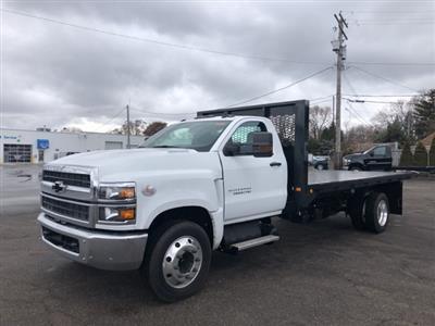 2019 Silverado 5500 Regular Cab DRW 4x2, Switch N Go Drop Box Roll-Off #KH862956 - photo 1