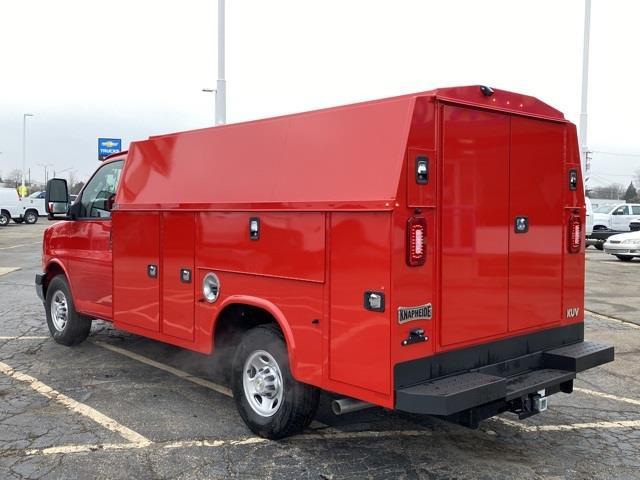 2020 Chevrolet Express 3500 4x2, Knapheide Service Utility Van #L1258436 - photo 1
