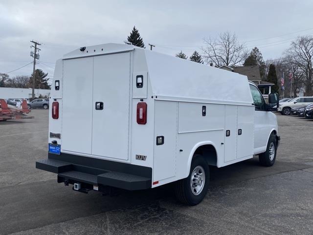 2020 Chevrolet Express 3500 4x2, Knapheide KUV Service Utility Van #L1274375 - photo 5