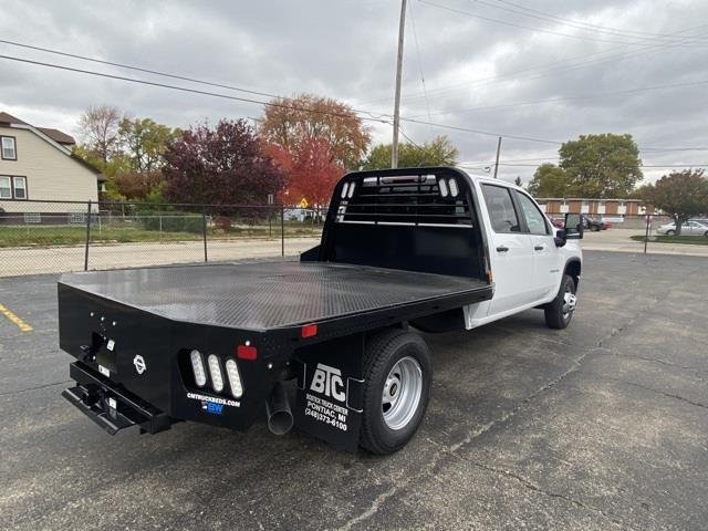 2020 Chevrolet Silverado 3500 Crew Cab DRW 4x2, CM Truck Beds RD Model Platform Body #LF326484 - photo 6
