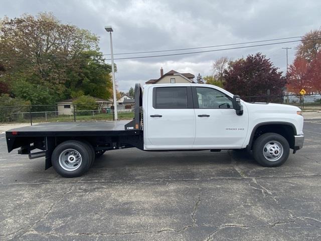 2020 Chevrolet Silverado 3500 Crew Cab DRW 4x2, CM Truck Beds RD Model Platform Body #LF326484 - photo 7