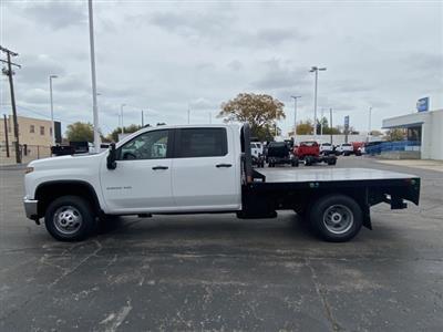 2020 Chevrolet Silverado 3500 Crew Cab DRW 4x2, CM Truck Beds RD Model Platform Body #LF326484 - photo 4