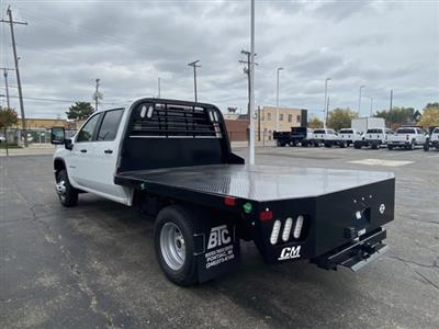 2020 Chevrolet Silverado 3500 Crew Cab DRW 4x2, CM Truck Beds RD Model Platform Body #LF326484 - photo 2