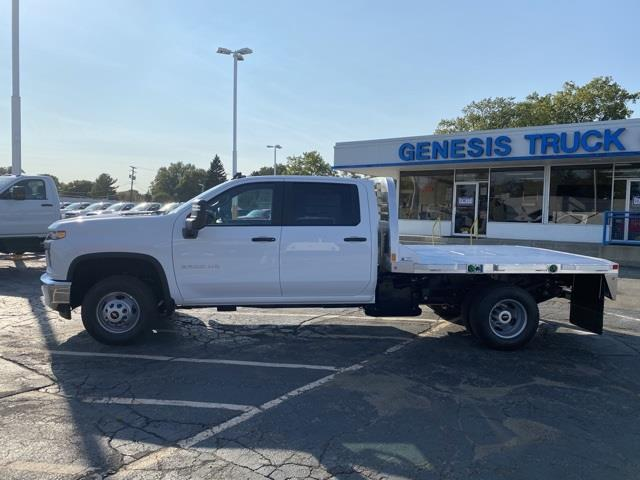 2020 Chevrolet Silverado 3500 Crew Cab DRW 4x2, CM Truck Beds AL RD Model Platform Body #LF326596 - photo 3