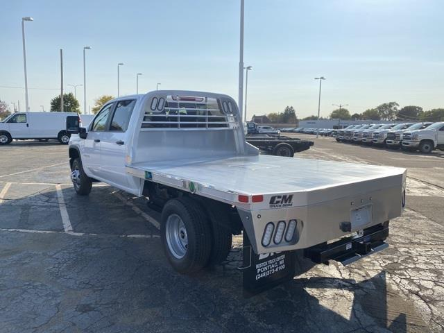 2020 Chevrolet Silverado 3500 Crew Cab DRW 4x2, CM Truck Beds AL RD Model Platform Body #LF326596 - photo 2