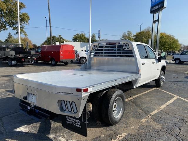 2020 Chevrolet Silverado 3500 Crew Cab DRW 4x2, CM Truck Beds AL RD Model Platform Body #LF326596 - photo 5