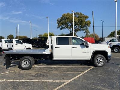 2020 Chevrolet Silverado 3500 Crew Cab DRW 4x2, CM Truck Beds AL RD Model Platform Body #LF326596 - photo 6