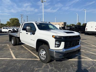2020 Chevrolet Silverado 3500 Crew Cab DRW 4x2, CM Truck Beds AL RD Model Platform Body #LF326596 - photo 7