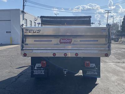 2020 Chevrolet Silverado 3500 Crew Cab DRW 4x4, TruckCraft Dump Body #LF332546 - photo 4