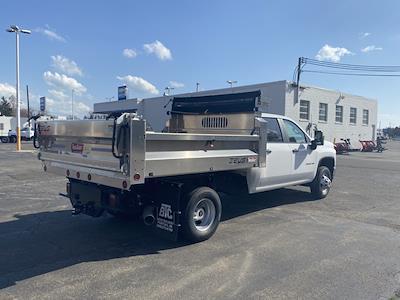 2020 Chevrolet Silverado 3500 Crew Cab DRW 4x4, TruckCraft Dump Body #LF332546 - photo 5