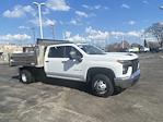 2020 Chevrolet Silverado 3500 Crew Cab DRW 4x4, TruckCraft Dump Body #LF332546 - photo 7