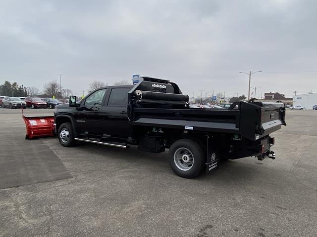 2020 Chevrolet Silverado 3500 Crew Cab DRW 4x4, Knapheide Dump Body #LF349801 - photo 1