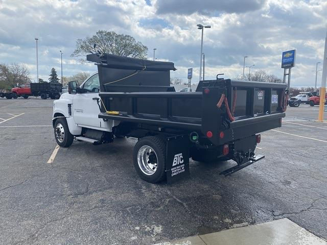 2020 Chevrolet Silverado 4500 Regular Cab DRW 4x2, Dump Body #LH241569 - photo 2