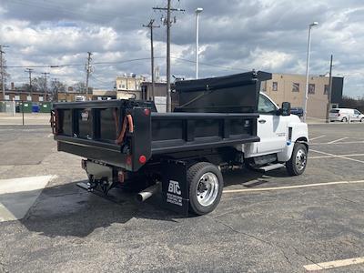 2020 Chevrolet Silverado 4500 Regular Cab DRW 4x2, Dump Body #LH241569 - photo 5